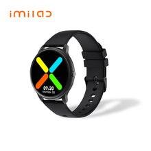 Imilab KW66 Bluetooth montre intelligente Version mondiale Smartwatch Fitness moniteur de fréquence cardiaque 340mAh écran étanche moniteur de sommeil