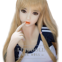 Top Quality Top Selling TPE Safe Material Small MOQ Japan Sexy Anime Doll Supplier China