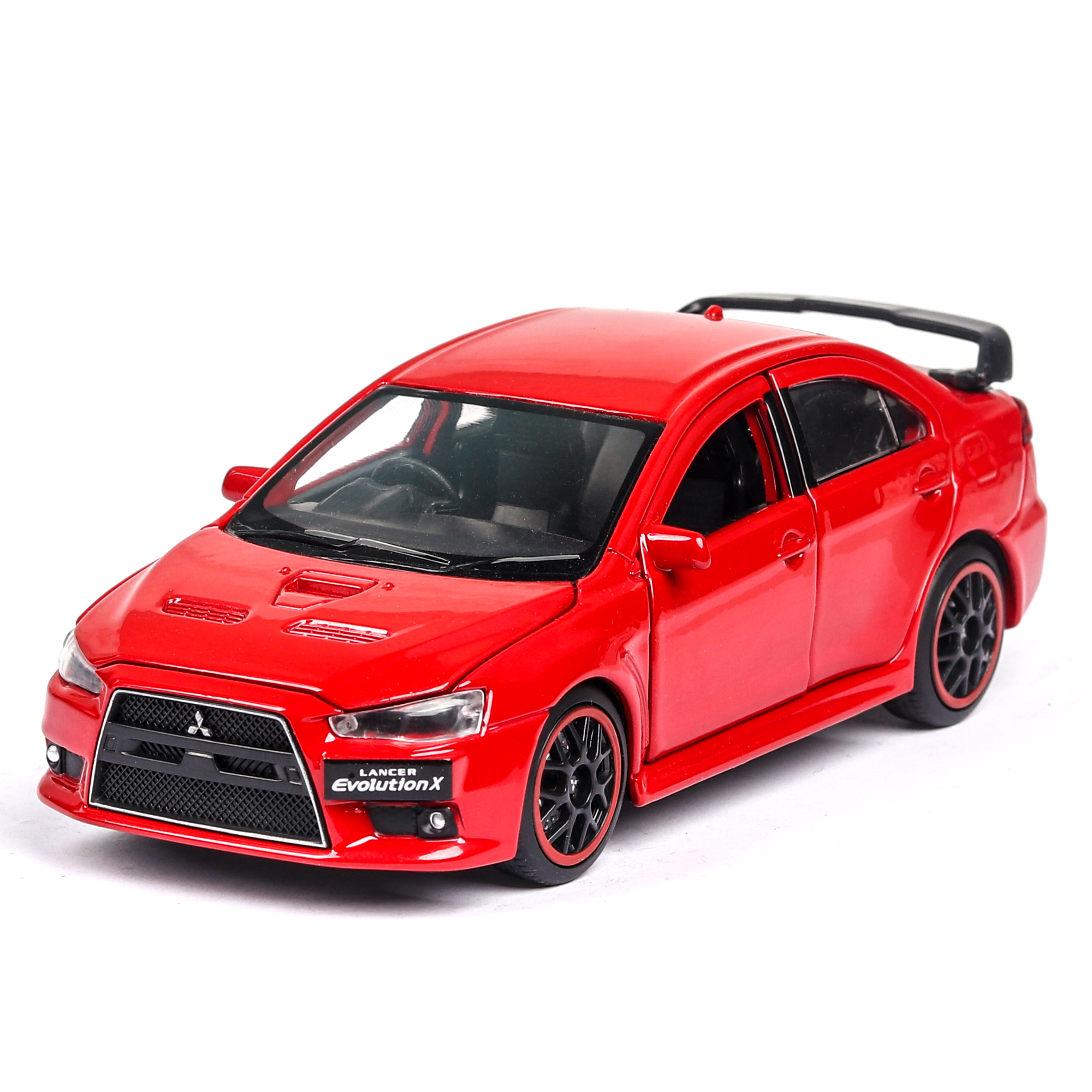 1:32 New Limited Sell Mitsubishi EVO Alloy Sports Car Model Super Racing Diecast Toy Vehicl Sound And Light For Kids Car Toys