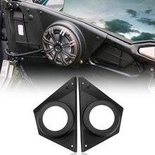 KEMIMOTO UTV Accessories 6.5'' Door Speaker Pods For Polaris RZR 900 900 S 1000 XP 2014-2019