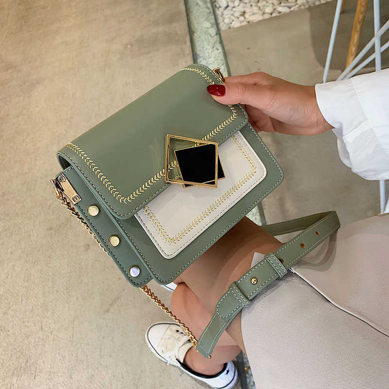 Fashion Small Crossbody Bags For Women 2019 New Quality PU Leather Designer Handbags Female Shoulder Messenger Bags Sac A Main