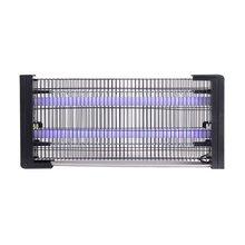 Практичный светодиодный светильник от комаров с электрическим током, репеллент от комаров светильник для помещений, противомоскитная ловушка, Zapper светильник