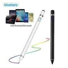 Caneta de toque de tela capacitiva para o telefone móvel caneta inteligente acessório caneta caneta caneta de desenho de caneta de caneta de caneta de toque para apple ipad android