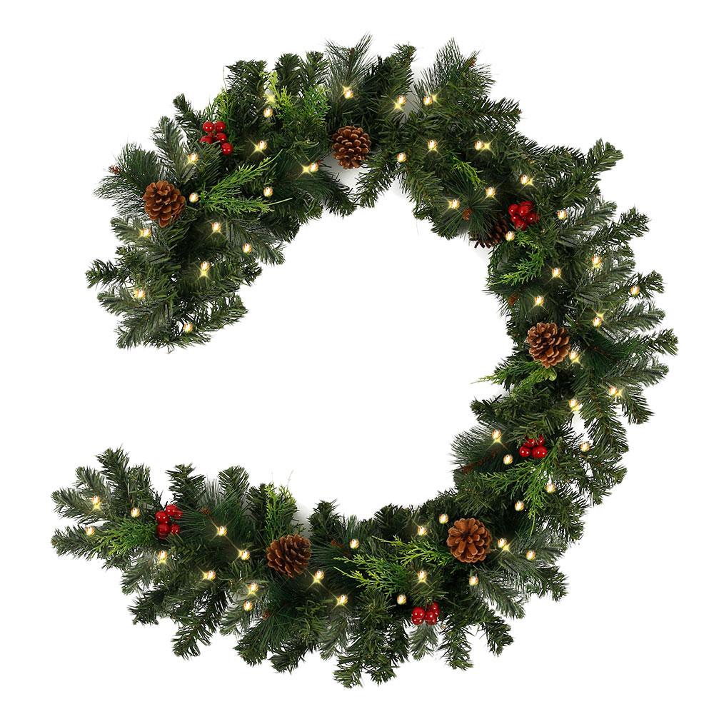 Christmas Garland Wreath 8