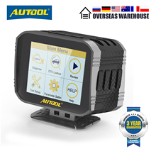 AUTOOL X80 HUD OBD2 Head Up Display OBD Diagnostic Tool Speed Projector Car Speedometer Overspeed Warning Alarm System for Auto