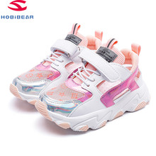 HOBIBAER 26-36 baby kids shoes 2020 Running Shoes summer new