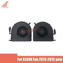 Full New A1398 CPU Cooling Fan Cooler for Macbook Pro Retina 15 A1398 Fan 2013-2015 Year a1398 99