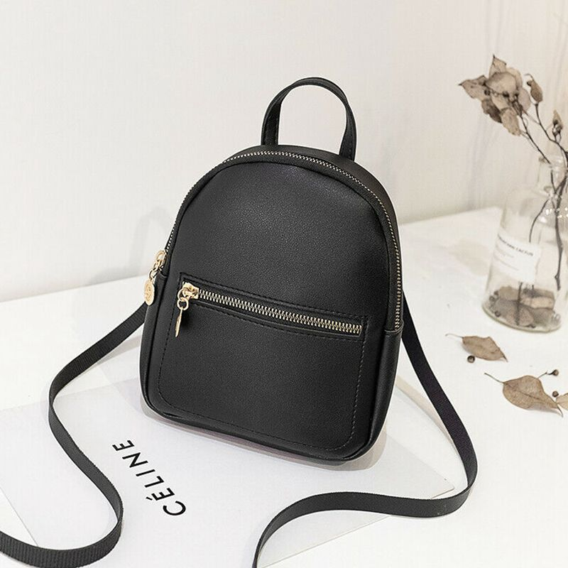 Women Girl Small Mini Backpack Fashion School Backpack Travel Shoulder Bag Rucksack Hot /BY