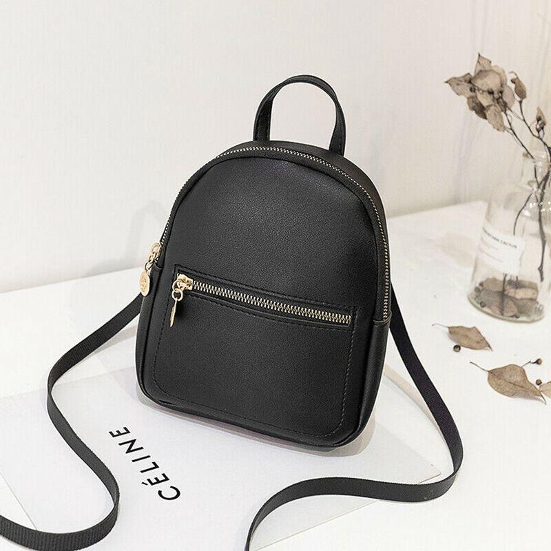 Women Girl Small Mini Backpack Fashion School Backpack Travel Shoulder Bag Rucksack Hot /BY