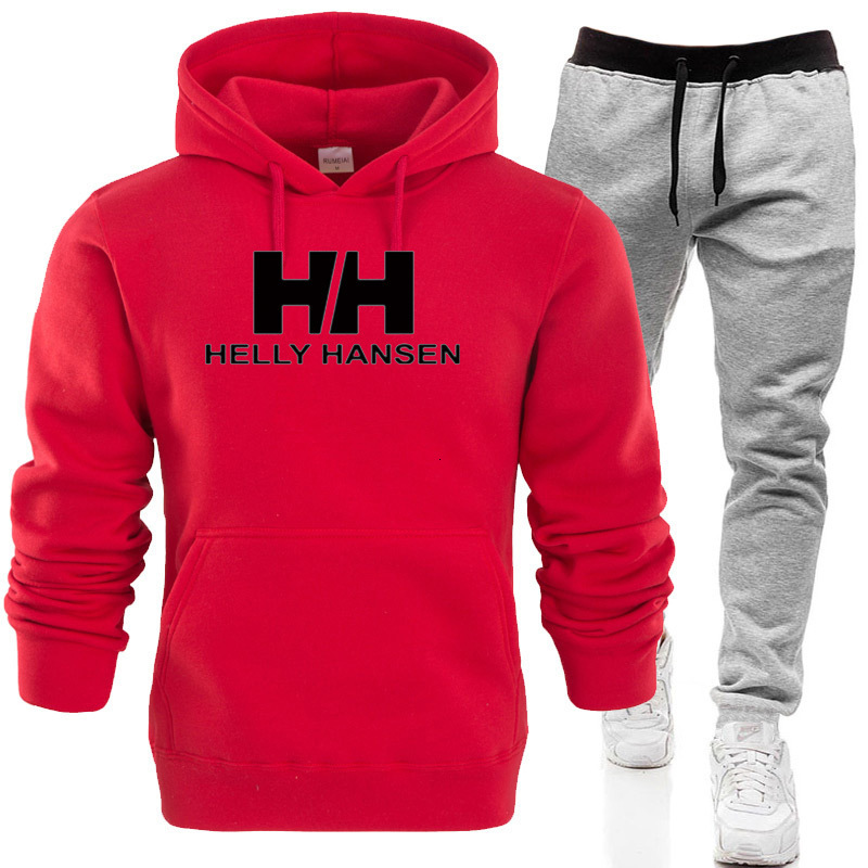 2019 Norway Hh Men And Women Leisure Time Even Hoodie Suit Season Men And Women Pullover Shan Weiyi Men's Wear
