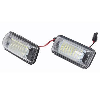 2Pcs Led License Plate Light Bulb For Toyota Ft-86 Gt86 For Subaru Brz 2012 Subaru Legacy 2010-2015 Subaru Wrx 2011-2015 фото