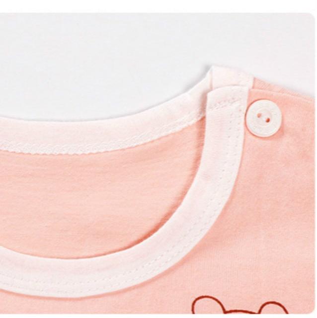Summer Printed Clothing Set 2 Pcs for Kids 2