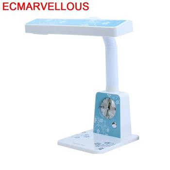 Decoracao Para Casa Lampe Bureau Table Light Masa Lambasi Escritorio Tete Lit Luminaria Tafellamp LED Lampara De Mesa Desk Lamp