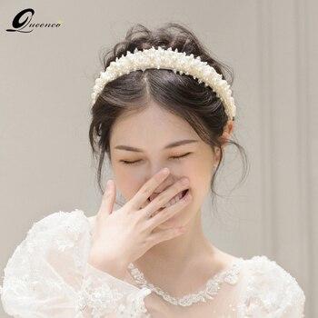 Hair Accessories Diadema Bride Headband Crown Tiara Haar Accessoires Jewerly Accesorios Para Cabello Joyero Ozdoby Do Wlosow