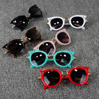 UV 400 Flexible Fashion Kids children Girl Polarized Sunglasses Safety Outdoor Protection Newest Leopard Toddler