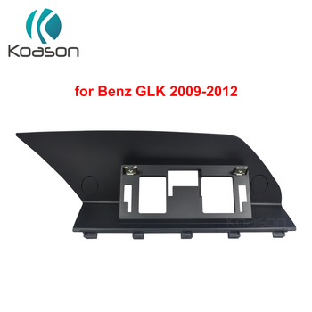 Black Plastic base stand for BENZ GLK (2009-2012) GLK (2013-2016) 300 Android GPS Original Screen Bracket image