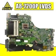 X550ZA for ASUS Laptop Motherboard X550ZE X550ZA K550Z A555Z