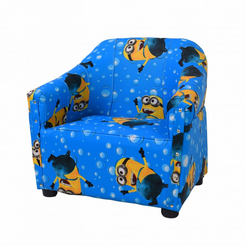Children's Sofa Chair Cartoon Cute Boys And Girls Princess Baby Sofa Single Mini Baby Learn To Sit On A Small Sofa
