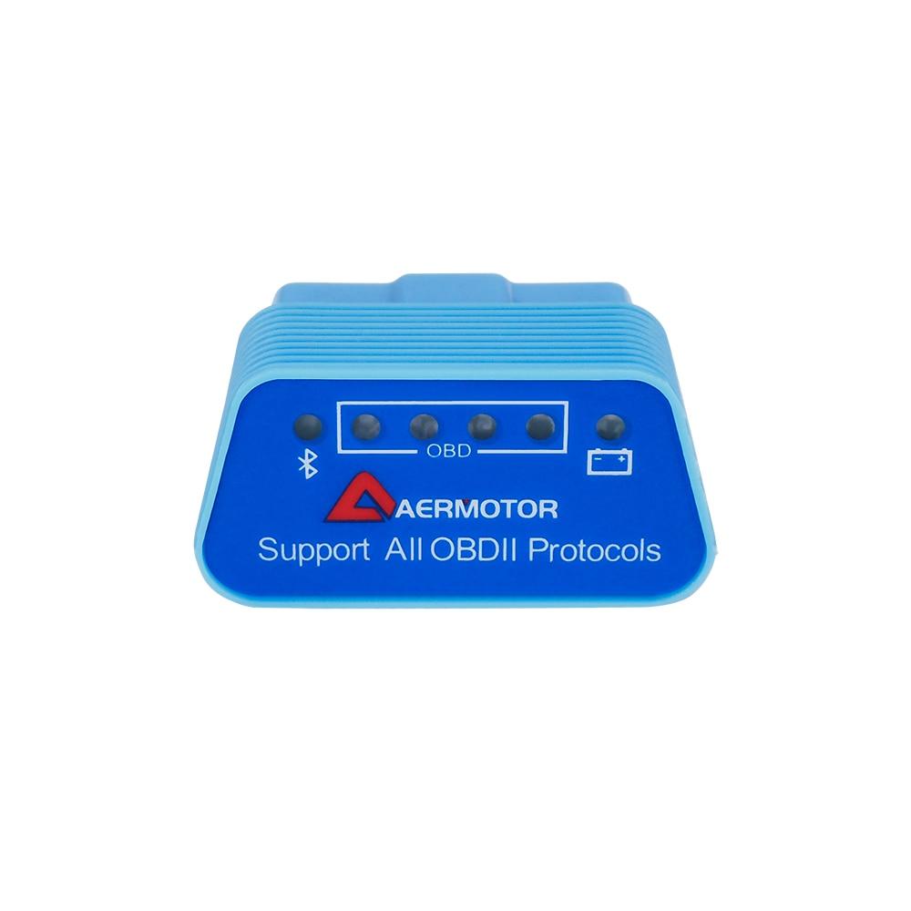 Автомобильный диагностический инструмент Pic25k80 Чип Wifi OBD2 ELM327 сканер Bluetooth ELM327 сканер OBD2 сканер код ридер для Android IOS - Цвет: Bluetooth OBD2