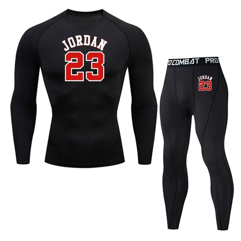 New Jordan 23 Compression Men's Sport