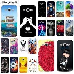 Caso para Samsung Galaxy J1 mini prime TPU Silicone Macio Bonito Padrão Pintura Tampa Do Telefone para Samsung J1 mini prime casos de IVAN Lobo
