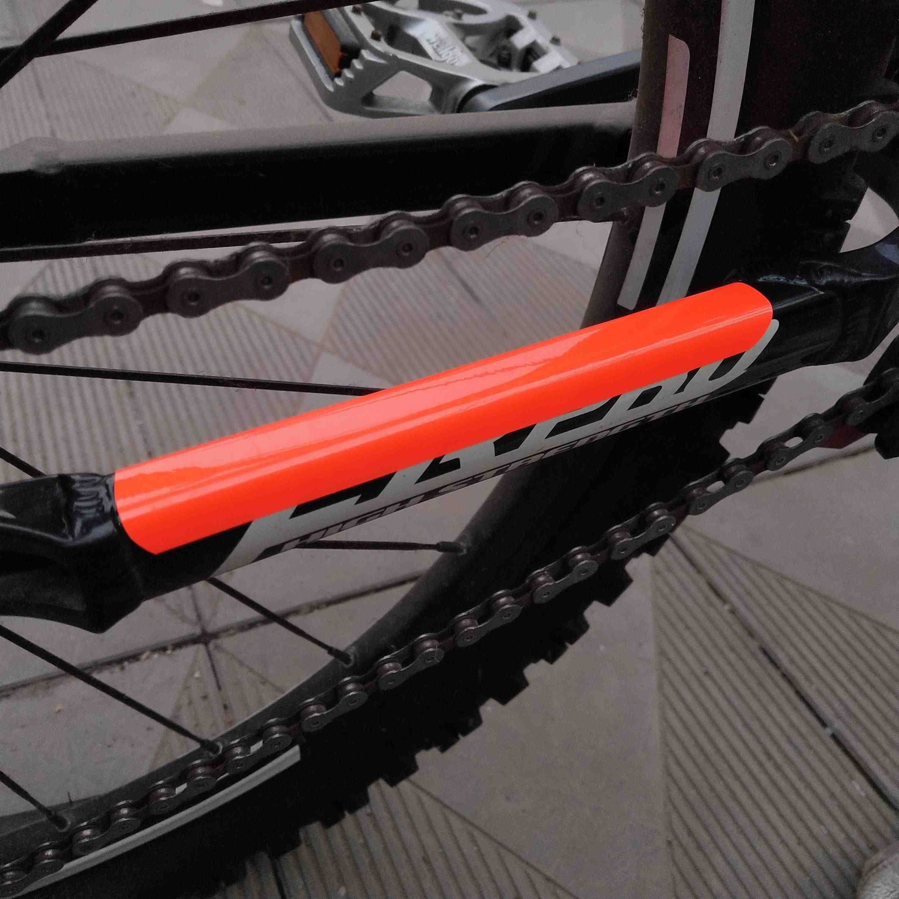 MTB Bike Chain Stay Frame Scratch Protector Bicycle Protective Paster Sticks