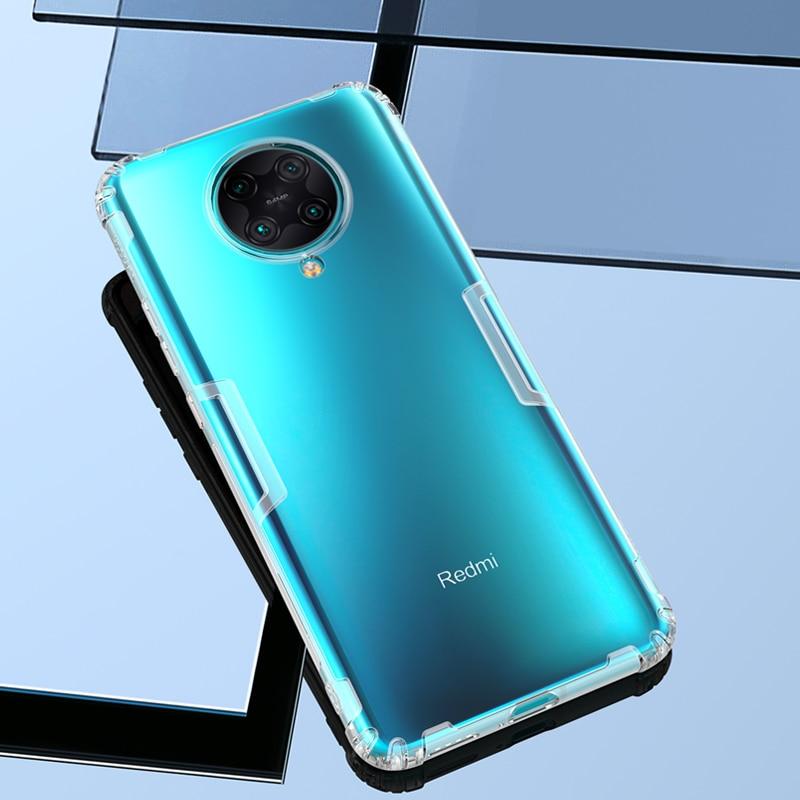 NILLKIN Nature TPU Shockproof Case for Xiaomi Redmi K30 PRO - Բջջային հեռախոսի պարագաներ և պահեստամասեր - Լուսանկար 2