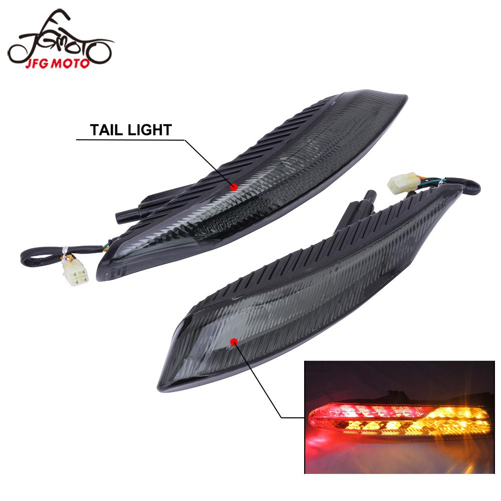 Motorcycle Light Tail Brake Stop Turn Signal Light Integrated For Ducati Diavel 2011 2012 2013 2014 2015 Carbon 13 14 15