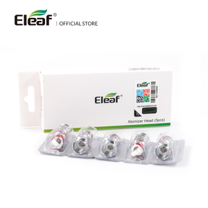 Image 2 - 5 יח\חבילה מקורי Eleaf EC M/EC N 0.15ohm ראש החלפת סליל fit עבור אני פשוט ECM אלקטרוני סיגריות סליל ראש