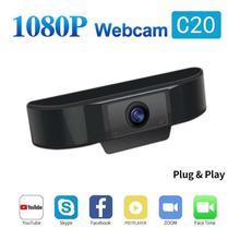 1080P Auto Focus HD Webcam Built-in Microphone High-end Vide