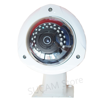 H.265 2MP 5MP 2.8-12mm Motorized Lens Auto Zoom Security Dome IP Camera Waterproof IR Infrared P2P ONVIF Outdoor CCTV Camera POE wide angle 5mp dome ip camera indoor 180 degree fish eyes h 265 network home security onvif ip poe cctv cameras p2p 20m ir