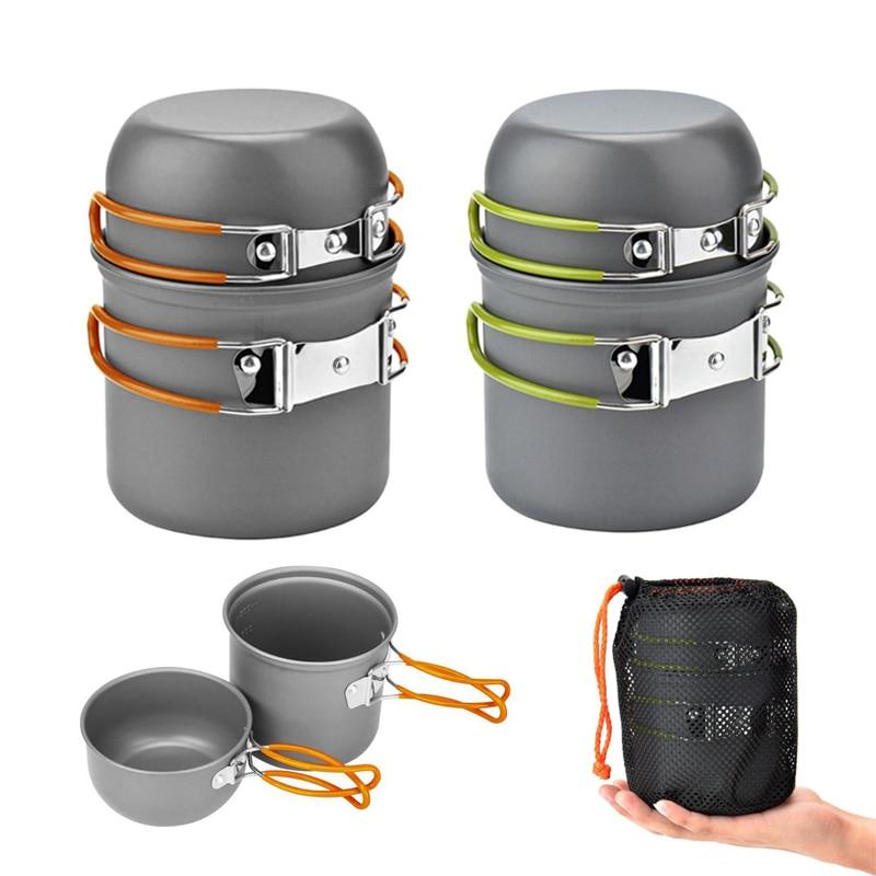 Ultralight Camping Cookware Utensils 1
