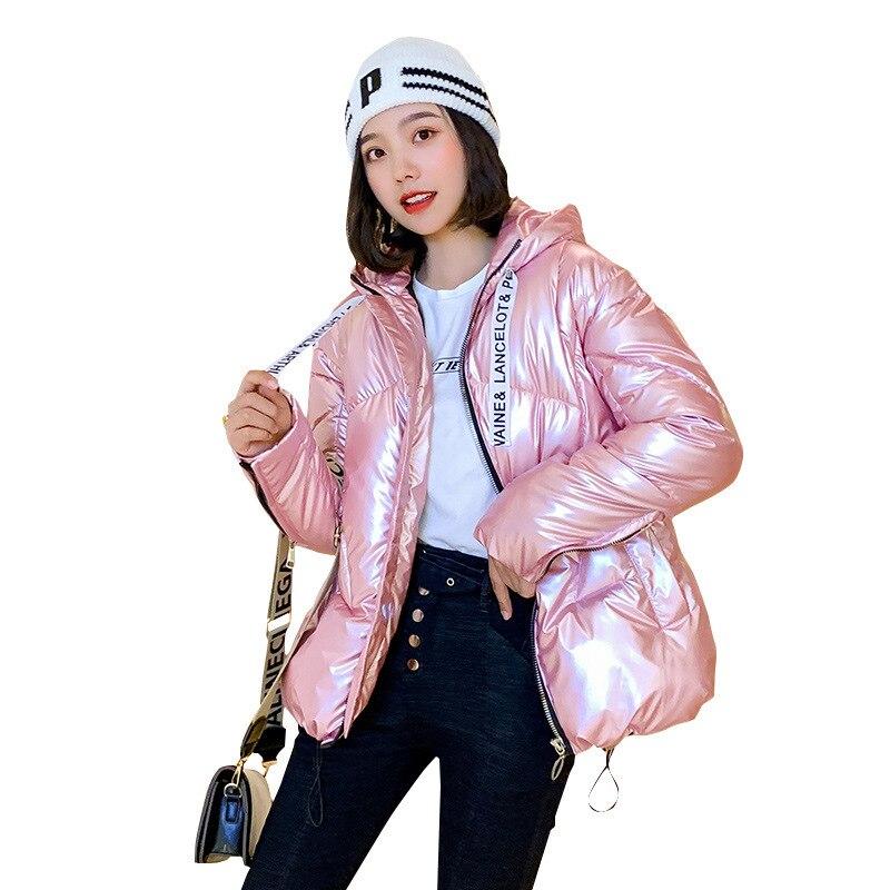 TANG brand winter woman Parkas Women Down Jacket jacket 2019 new Fashion student Korean version loose down jacke
