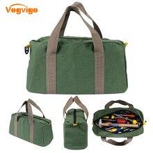 VOVIGO Оксфорд холст ArmyGreen сумки инструмент сумки мужчины большой емкости портативный путешествия сверло скобяными отвертки мешок