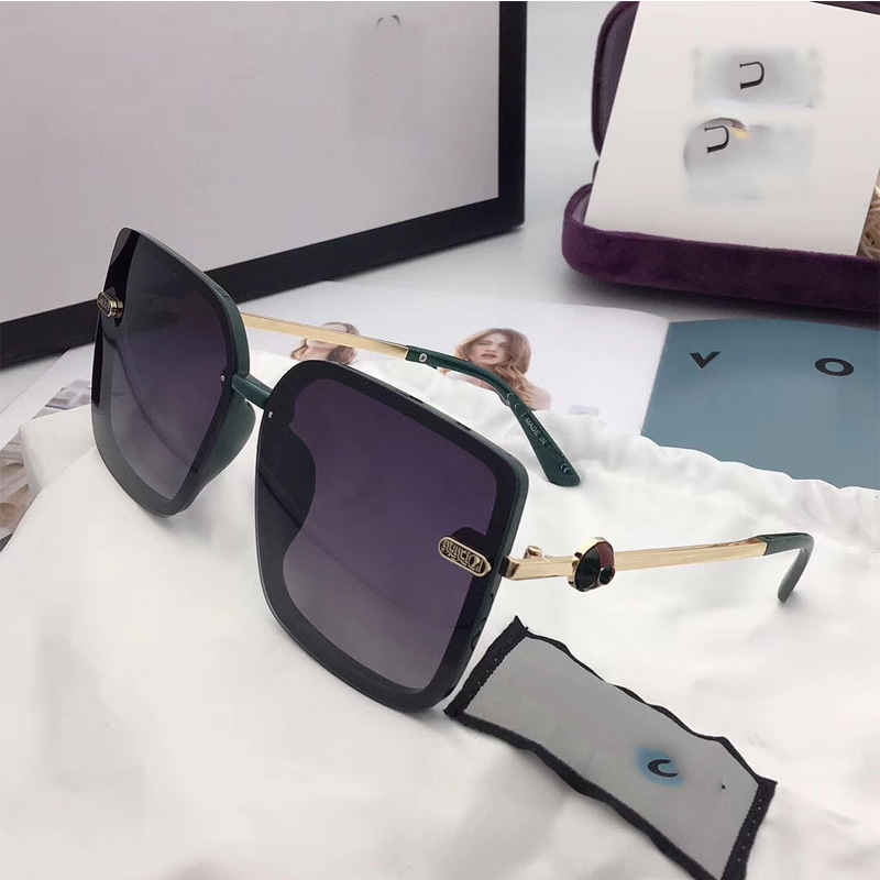 New Style Brand Design Square Sunglasses Women Female Fashion Ladies Outdoor Polarizing Sun Glasses Shades Oculos De Sol Gafas