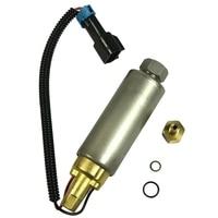 Bomba de combustível elétrica para mercruiser mercúrio barco 4.3 5.0 5.7 861155a3 v6 v8 carb Bomba de combustível     -