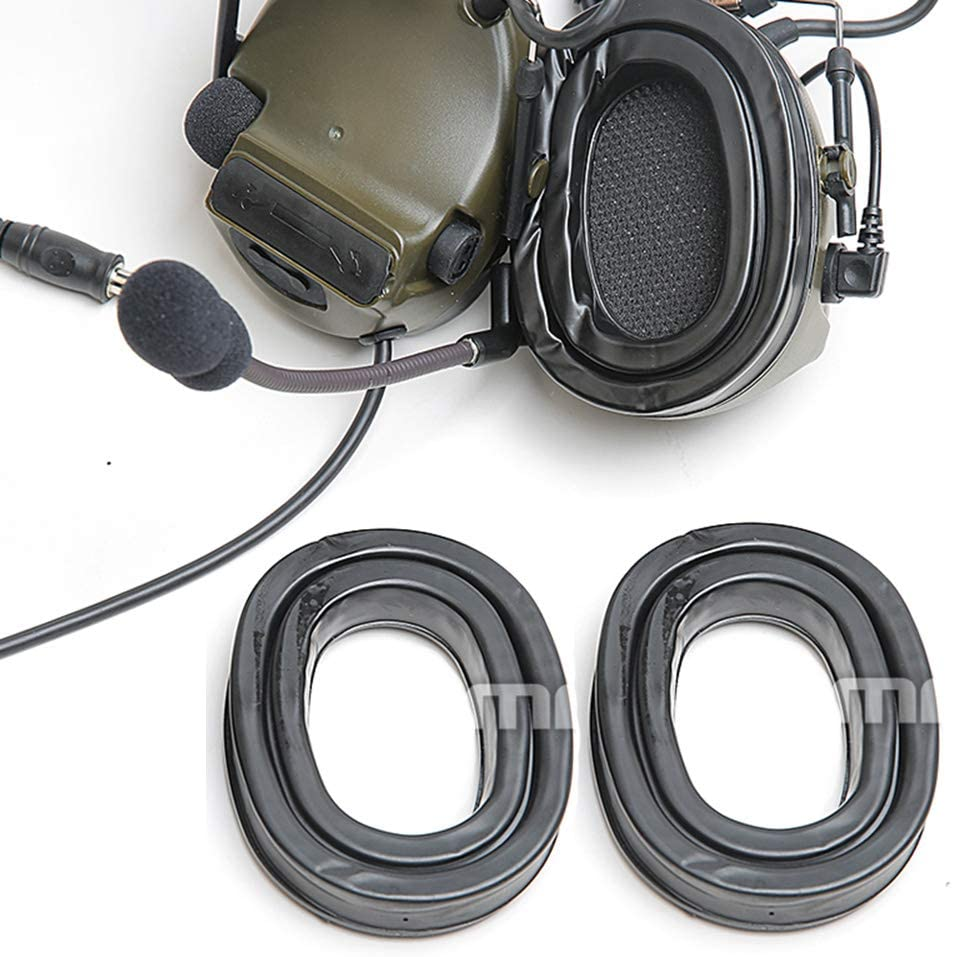Сменные гелевые амбушюры FMA 3M, Силиконовая накладка для наушников COMTAC Peltor
