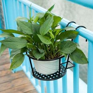Image 5 - Présentoir polyvalent et léger en métal pour plantes géométriques, nouveau support détagère pour lintérieur