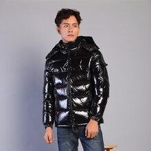 Men Down Jacket Winter Boys Down Coat Ho