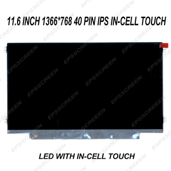 replace LCD LED SCREEN FOR LENOVO CHROMEBOOK N23  HD DISPLAY WITH TOUCH & non touch 30 pin and 40 pin