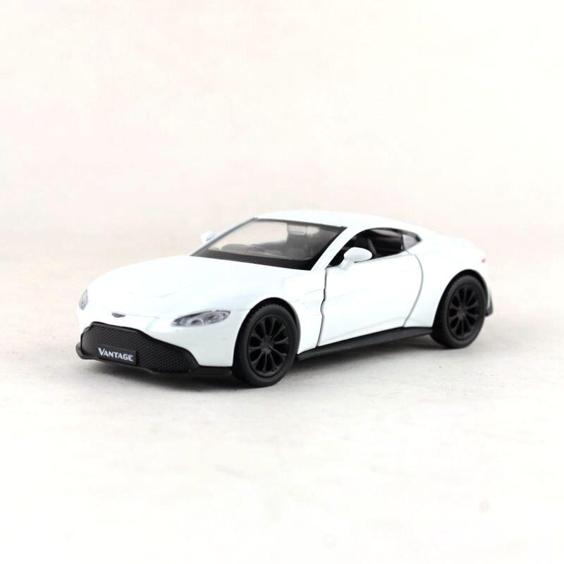 Kembali Martin Model/Aston Metal
