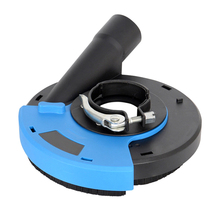 Cubierta Universal ajustable para moledor de polvo, 5 pulgadas, 7 pulgadas, herramientas de cubierta, colector de polvo para moledor de ángulo manual