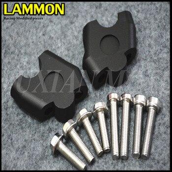 Motorcycle Handlebar Extension Riser Mount Lifting Handle bar Clamp Fit For Honda CB300F CB400F CB500X CB500F NC700X NC750X S