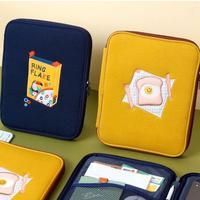 Ipad Pro 11 Fall 2020 Mädchen Große Organizer Tasche Für 13 zoll IPad Tablet tasche Schutzhülle Hülse Beutel