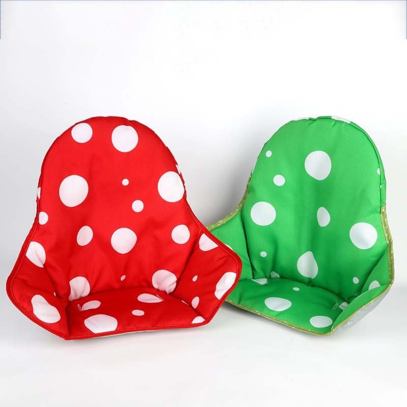 Baby Kids Children High Chair Cushion Cover Booster Mats Pads Feeding Chair Cushion Stroller Seat Cushion 5Colors