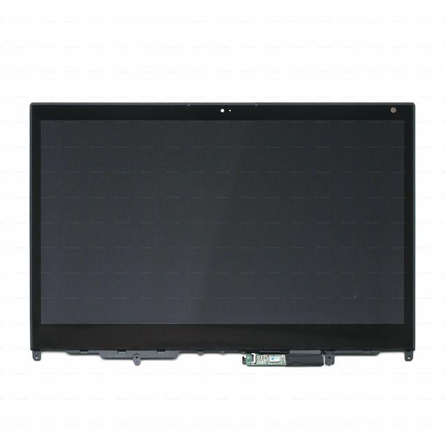 JIANGLUN 13.3 1080p LCD écran tactile assemblée numériseur pour Lenovo ThinkPad Yoga 370 20JH