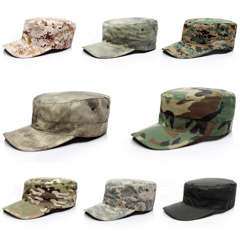Men/'s Jungle Camo Baseball Cap Army Fishing Hunting Camouflage Camping Hat light