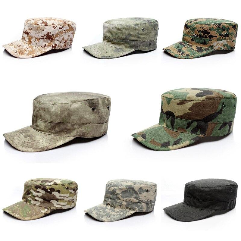 Military Camo Hat  Outdoor Hiking Hunting Baseball Cap  Mens Cycling Fishing Camping Jungle Army Cap Gorra Camuflaje