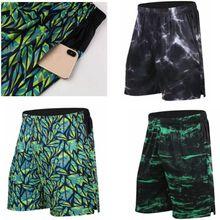 Повседневные Удобные мужские шорты на молнии для тенниса, модные черные серые штаны для бега, бадминтон, футбол, спортивные комплекты