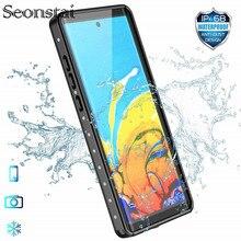 IP68 Waterproof Case For Samsung Note 10